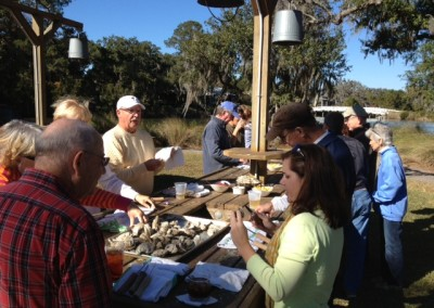 Oldfield Oyster Roast