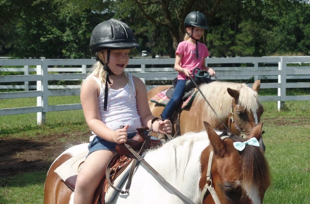 Equestrian Camp: Summer 2015!