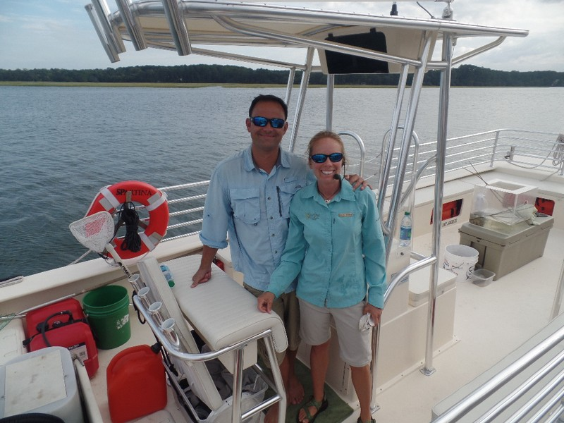 River Cruise and Speaker Series with Amanda Kuehn