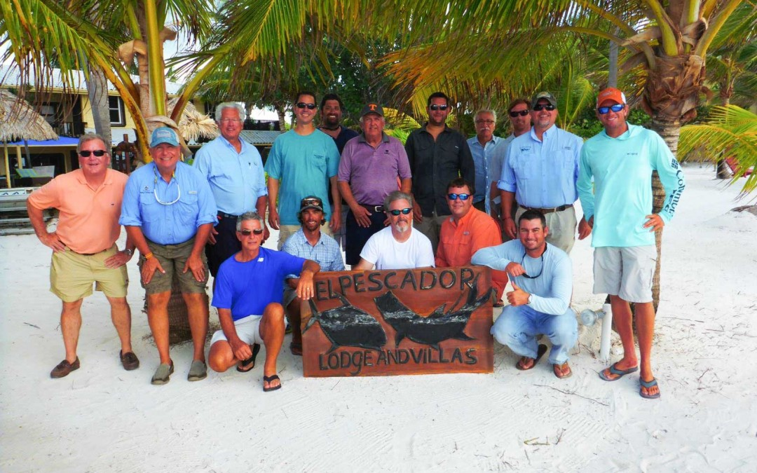 2015 Fishing Trip to Belize