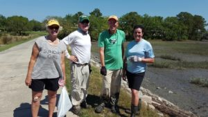 River Clean Up_Group