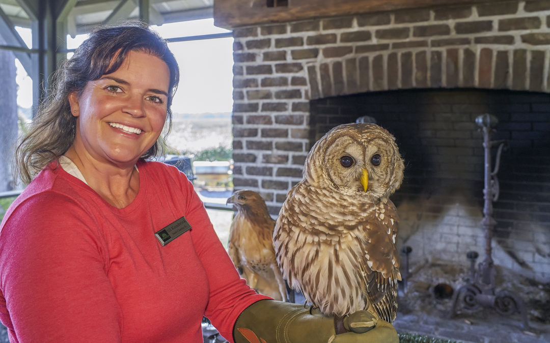 Oldfield Celebrates Audubon International
